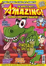 Issue 4 - Dinosaur Special issue Issue 4 - Dinosaur Special