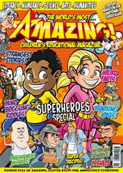 Issue 5 - Superheroes Special issue Issue 5 - Superheroes Special