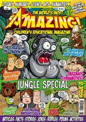Issue 8 - Jungle Special issue Issue 8 - Jungle Special