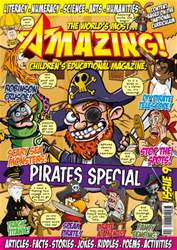 Issue 9 - Pirates Special issue Issue 9 - Pirates Special