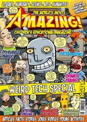 Issue 10 - Weird Tech Special issue Issue 10 - Weird Tech Special