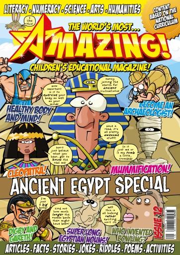 Amazing! Magazine Preview