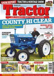 January 2016 County Hi Clear issue January 2016 County Hi Clear