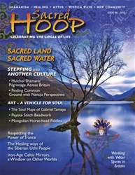 Sacred Hoop Magazine Cover