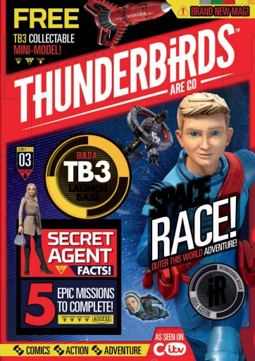 Thunderbirds Are Go Preview