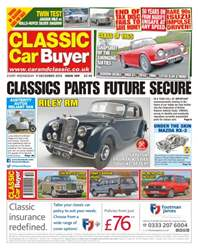 No. 309 Classics Parts Future Secure issue No. 309 Classics Parts Future Secure