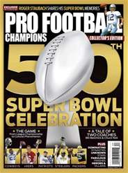 Pro Football Champions Winter 2016 issue Pro Football Champions Winter 2016