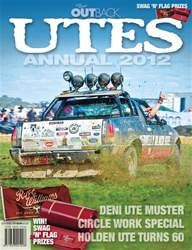 UTES Annual 2012 issue UTES Annual 2012