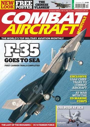 Combat Aircraft Preview