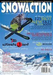 2010-2011 Ski Buyer's Guide issue 2010-2011 Ski Buyer's Guide