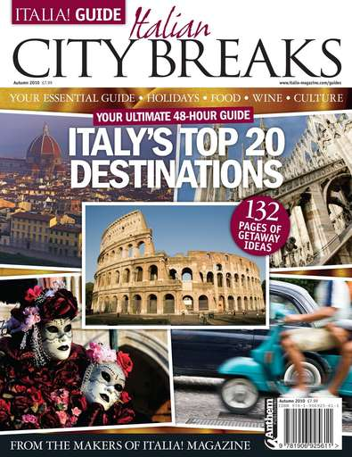 Italia! Guide Digital Issue