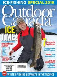 Ice Fish Special 2016 issue Ice Fish Special 2016