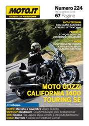 Moto.it Magazine n. 224 issue Moto.it Magazine n. 224