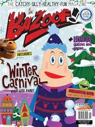 Bazoof! Magazine Cover
