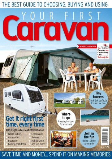Your First Caravan Preview