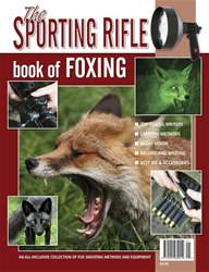 Sp Rifle Book of Foxing Magazine Cover