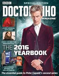 Special 42 – The Doctor Who Yearbook 2016 issue Special 42 – The Doctor Who Yearbook 2016