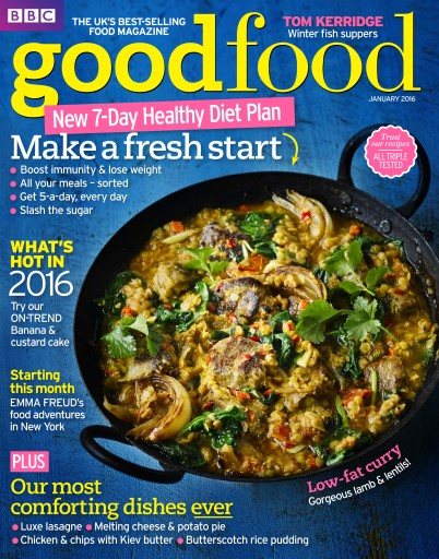 Bbc good food magazine january 2016 subscriptions pocketmags title cover preview bbc good food preview forumfinder Gallery