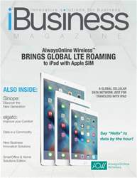 iBusiness Magazine Issue #30 issue iBusiness Magazine Issue #30