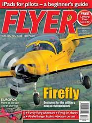 FLYER Magazine Cover