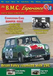 BMC Experience Magazine Cover