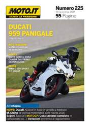 Moto.it Magazine n. 225 issue Moto.it Magazine n. 225