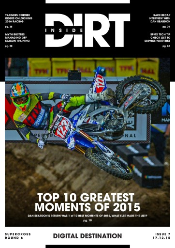 Inside Dirt Preview