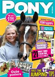 PONY Magazine – February 2016 issue PONY Magazine – February 2016