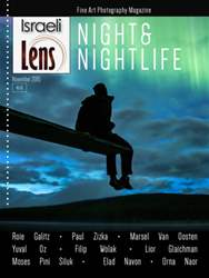 Lens Magazine #14  Night&Nightlife Photography issue Lens Magazine #14  Night&Nightlife Photography