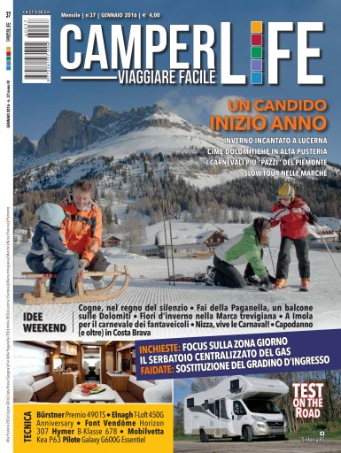 CAMPER LIFE Preview