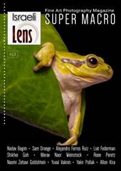 Lens Magazine Issue#13 Super Macro Photography issue Lens Magazine Issue#13 Super Macro Photography