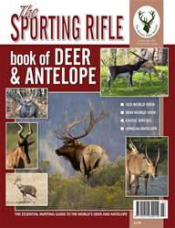 SR Book of Deer & Antelope issue SR Book of Deer & Antelope