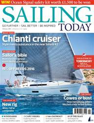 Sailing Today February 2016 issue Sailing Today February 2016