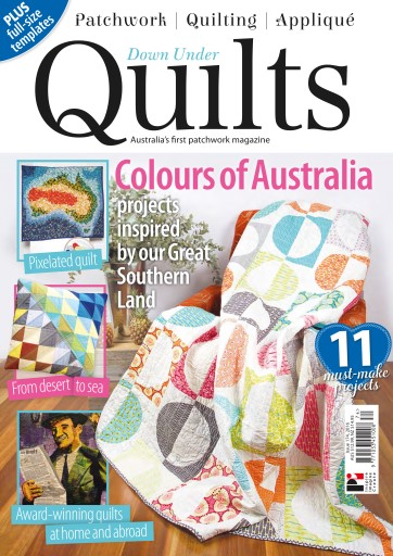 Down Under Quilts Digital Issue