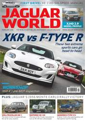 No. 167 XKR vs F-Type R issue No. 167 XKR vs F-Type R