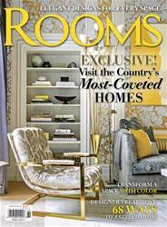 Rooms Spring 2016 issue Rooms Spring 2016