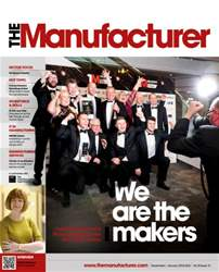 The Manufacturer Dec-Jan 2015/16 issue The Manufacturer Dec-Jan 2015/16