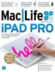 Mac|Life Magazine Cover