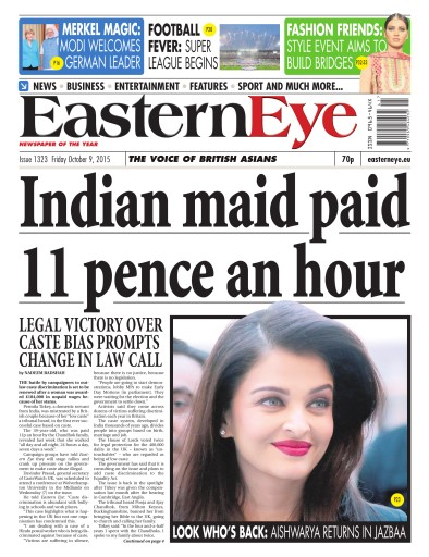 Eastern Eye Newspaper Digital Issue