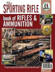 Sporting Rifle Books Magazine Cover