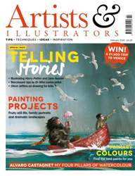 Artists & Illustrators February 2016 issue Artists & Illustrators February 2016