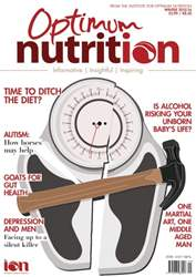 Optimum Nutrition Magazine Cover