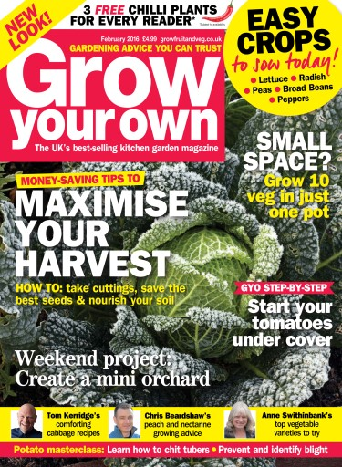 Grow Your Own Preview