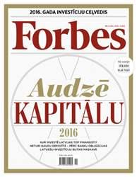 Forbes Decembris '15 issue Forbes Decembris '15