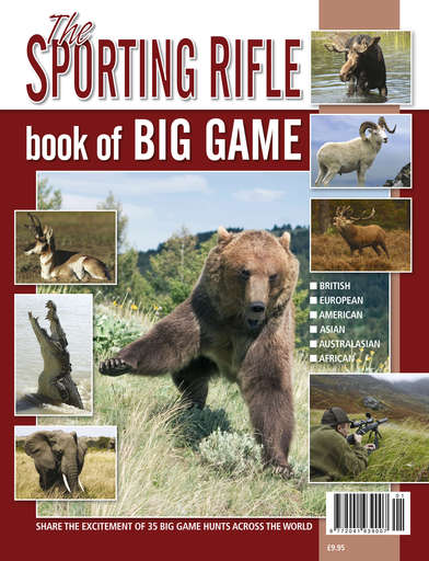 Sporting Rifle Books Preview