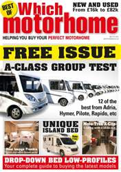 Best of Which Motorhome 2015 issue Best of Which Motorhome 2015