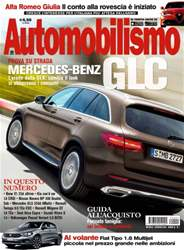 Automobilismo 1 2016 issue Automobilismo 1 2016