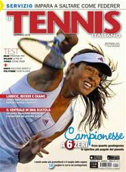 Il Tennis Italiano 1 2016 issue Il Tennis Italiano 1 2016