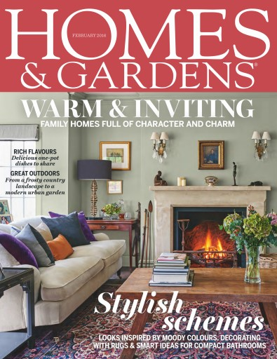 Homes & Gardens Digital Issue
