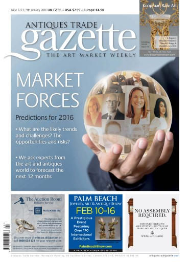 Antiques Trade Gazette Digital Issue